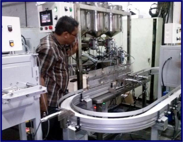Machine Platform 3 Sahl Engineering Cikarang Jababeka