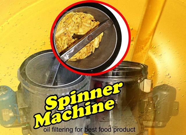 Bagaimana Cara Mudah Memilih Mesin Spinner Terbaik untuk peniris minyak untuk industri makanan