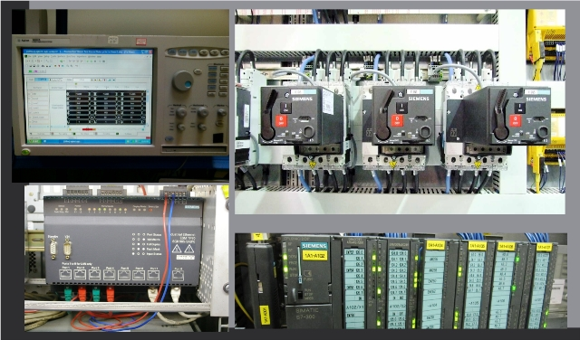 Gambar Mesin Panel Programmable Logic Controller Machine