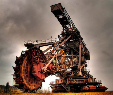Mesin Terbesar di Dunia
