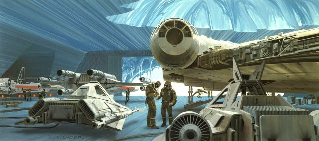 43 Concept Art Film Star Wars - 18