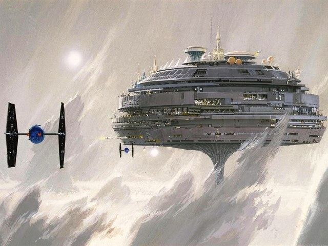 43 Concept Art Film Star Wars - 29