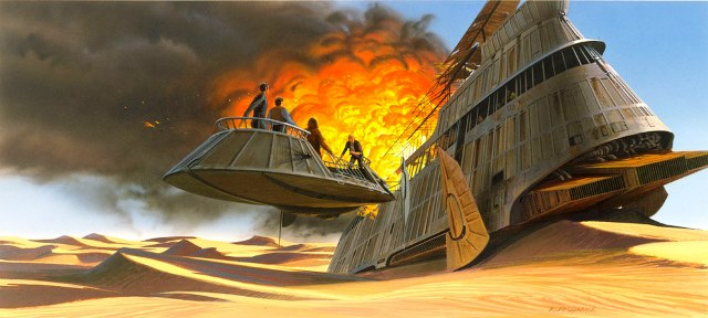 43 Concept Art Film Star Wars - 34