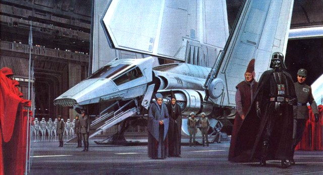 43 Concept Art Film Star Wars - 36