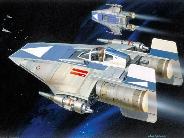 43 Concept Art Film Star Wars - 39