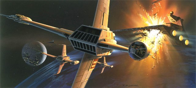43 Concept Art Film Star Wars - 40