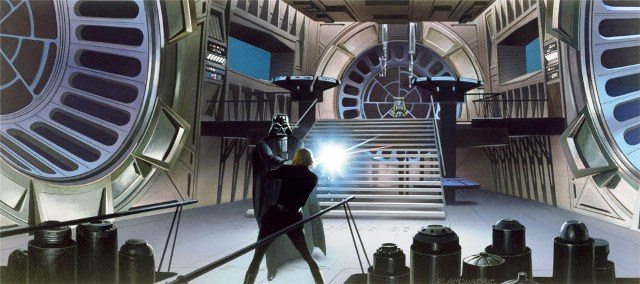 43 Concept Art Film Star Wars - 41