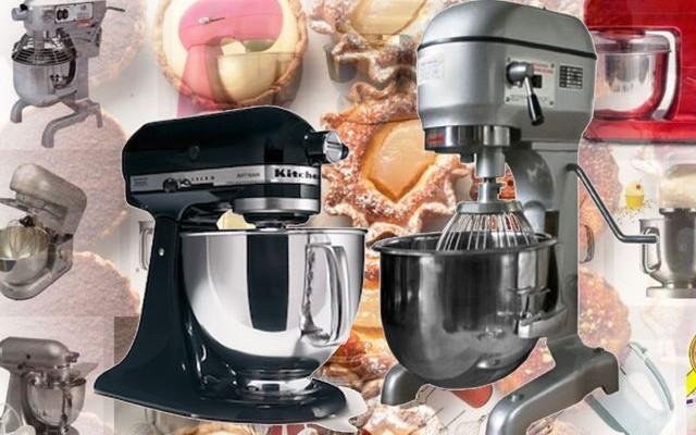 Cara Mengatasi Masalah Pada Mixer Roti